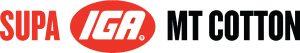 supa iga mt cotton sponsor logo